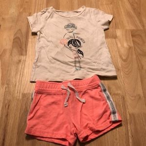 2 pc Outfit